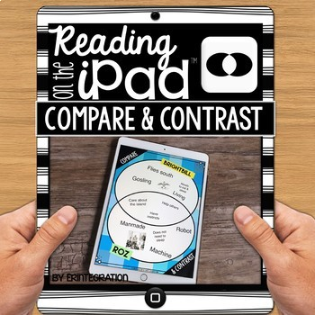 iPad Reading Activity: Compare and Contrast