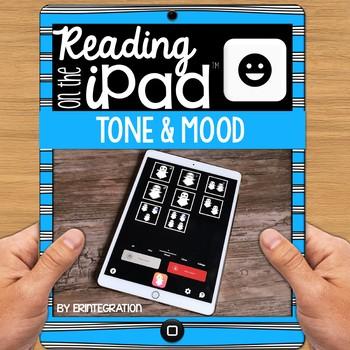 iPad Reading Activity for Tone & Mood