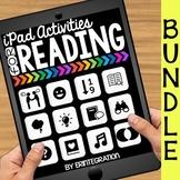 iPad Reading Activity BUNDLE