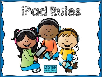 iPad Rules