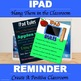iPad Rules Packet