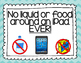 iPad Rules Poster Set