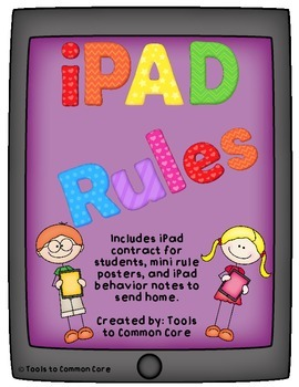 iPad Rules and More