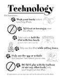 iPad Rules for use in the elementary classroom