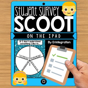 IPAD DIGITAL SCOOT - Student Learning Profile and Interest Inventory