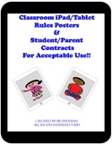 iPad &Tablet Rules For The Classroom!