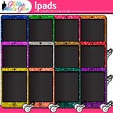 iPad Clip Art: Classroom Technology Graphics {Glitter Meets Glue}