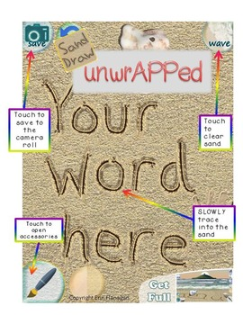 FREE iPad Spelling Activity and Word Work Center