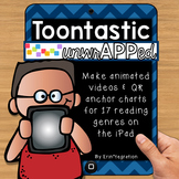 Genre Posters and Video Project on the iPad with Toontastic