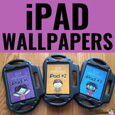 iPad Wallpaper Images for Classroom Devices
