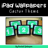 iPad Wallpapers Cactus Theme