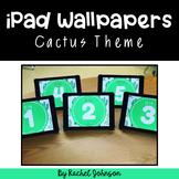 iPad Wallpapers Cactus Theme