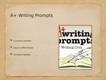 iPad Writing Apps for the Common Core