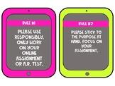 iPad and ChromeBook Rules!
