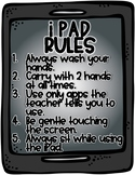 iPad and Tablet Rules & Device Backgrounds