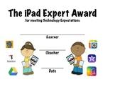 iPad class Award