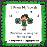 iPad I Know My Vowels
