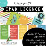 iPad licence - Year 2