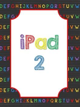 iPad lock screens