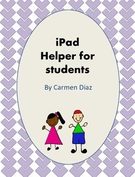iPad mini Student Helper