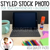 iPad on Desk Styled Stock Photo 1 - Products for TpT Sellers