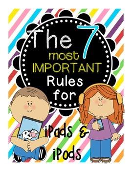 iPad/iPod Rules
