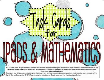 iPads and Math