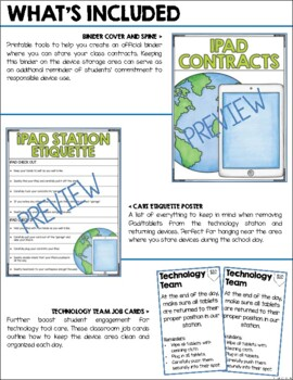 iPad Management Tools and Student Training