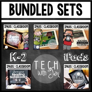 iPads in the Classroom: K-2 Edition