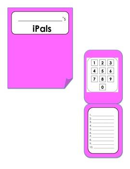 iPals - Partner Matching (clock buddies alternative)