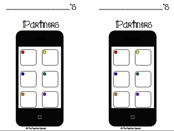 iPartners: Color Version
