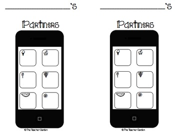 iPartners: Food Version