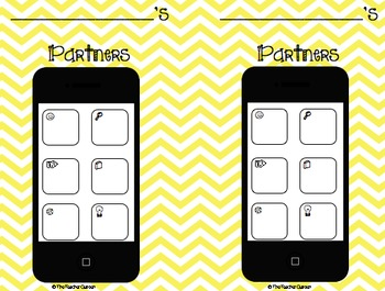 iPartners: General Version for All Subjects