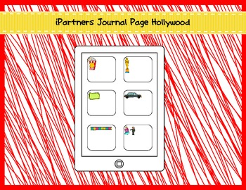 iPartners Journal Page Hollywood Theme