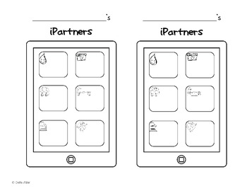 iPartners Journal Page for Science