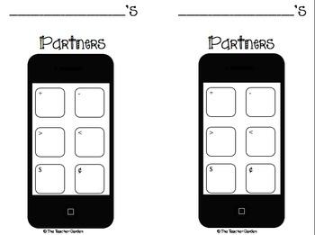 iPartners: Math Version