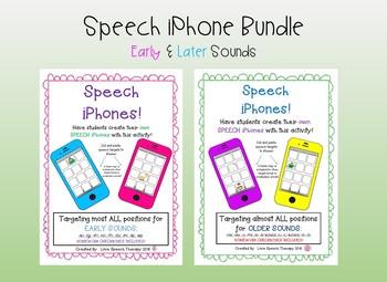 iPhone Activities Bundle