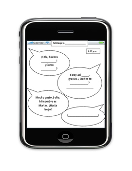 iPhone Basic Conversation