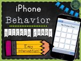 Behavior Sticker Chart (iPhone Edition)