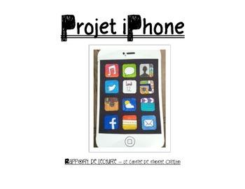 iPhone Book Report Project- French- Le comte de Monte Cristo