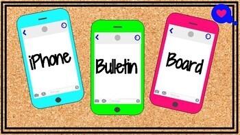 iPhone Bulletin Board