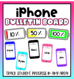 iPhone Bulletin Board