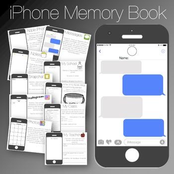 iPhone Memory Book