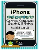 iPhone Reading Graphic Organizers