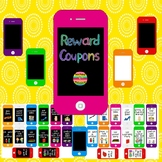iPhone Reward Coupons (Editable)