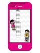 iPhone Themed Class List (Editable)