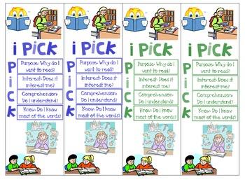iPick Bookmarks