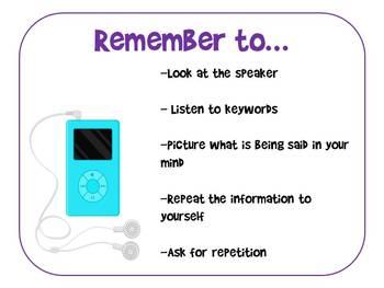 iPod Auditory Memory