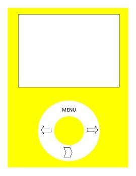 iPod Clipart