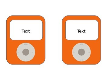 iPod Manipulatives